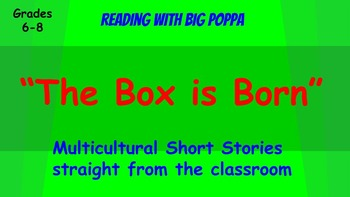 Short story, multicultural, lesson plans