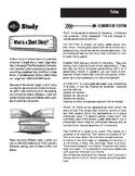 Short storyelements
