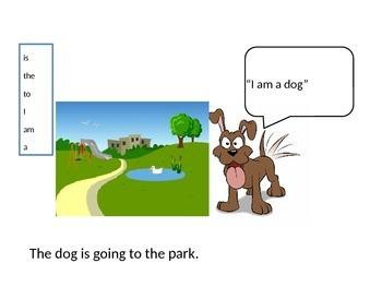 Short text for Kindergarten/Prep students