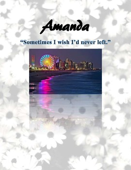 "Short tragic story  -- ""Amanda"""