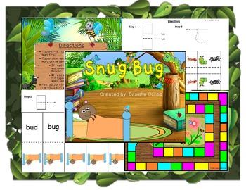 Short u Board Game (Snug Bug)