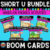 Short-u Boom Card Bundle