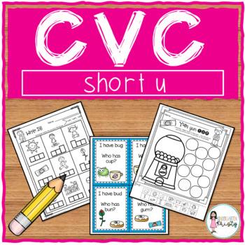 Short u CVC Centers & Activities