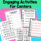 Short u Ending Blends -ump -ush -unk -uck -ung Hands-on Phonics Activities