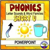 Short u Sound - Sounding Out Words