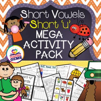 Short U Mega Activity Pack