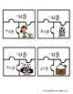 Short -u Word Family Puzzle Sort