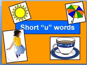 "Short ""u"" Words"