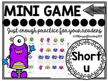 Short u game (CVC)