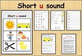"""Short """"u"""" sound work packet"""