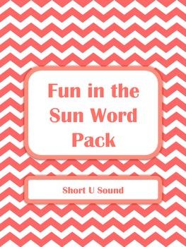 Short u word Pack