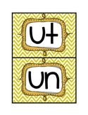 Short-u word sort