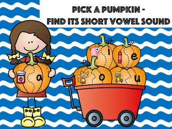 Short vowel middle sound matching