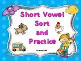 Short vowel sort and practice