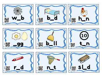Short vowel sort and practice