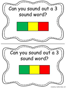 Short vowel sound awareness and identification packet