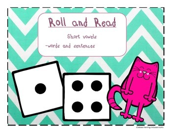 Short vowels roll and read