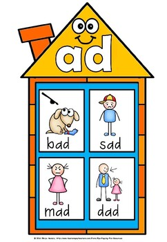 Short a/word houses