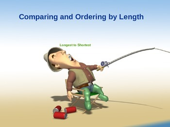 Shortest to Longest PowerPoint (Comparing by Length)