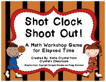 Shot Clock Shoot Out! Elapsed Time