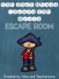 Shot Heard 'Round The World Escape Room Mystery