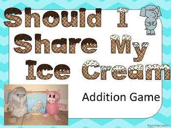 Should I Share My Ice Cream Addition
