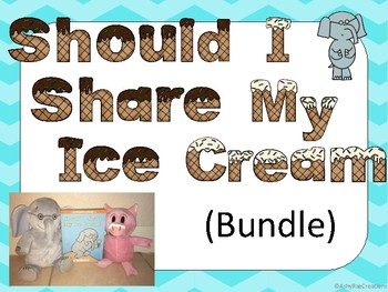 Should I Share My Ice Cream (Growing Bundle)