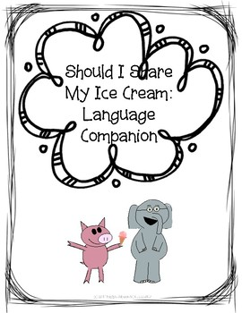 Should I Share My Ice Cream: Language Companion