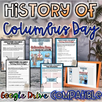 Should We Celebrate Columbus Day?  Close Read and Writing