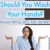 Should You Wash Your Hands? Two Source Argument, RACES Str
