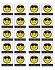 Shout Out Stickers Behavior Buddies Freebie!