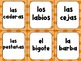 Shout! Spanish Vocabulary Game (Body Parts)