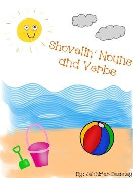 Shovelin' Noun and Verb Sort