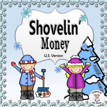 Counting Coins - Shoveling Money