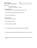 Show Boat (1936) Questions