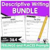 Show It! Descriptive Writing Exercises (Prompts)- BUNDLE!