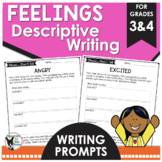 Descriptive Writing Prompts Feelings