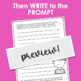 Show It! Descriptive Writing Exercises (Prompts)- Feelings