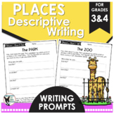 Descriptive Writing Prompts Places