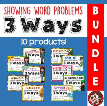 Show It Three Ways Bundle