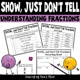 Fractions Activity - Represent Fractions in Different Ways
