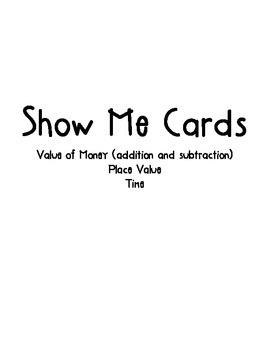 Show Me Cards