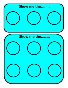 """""""Show Me"""" Circles for Autism"""