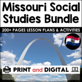Missouri Social Studies BUNDLE