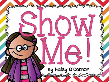 Show Me! Posters to Show Understanding