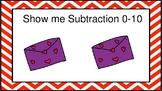 Show Me Subtracion