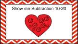 Show Me Subtraction 2