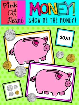 MONEY! Show Me The Money Activity