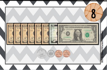Show Me The Money- Basketball-Themed Money Mini Unit