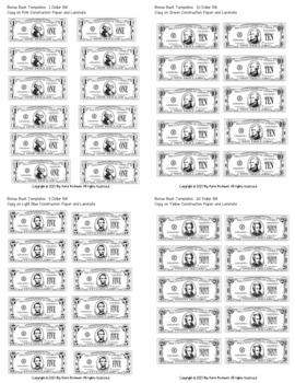 Show Me The Money: Behavior Management Using Bonus Bucks